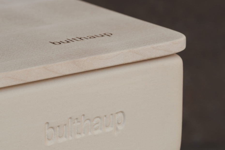 bulthaup bread container