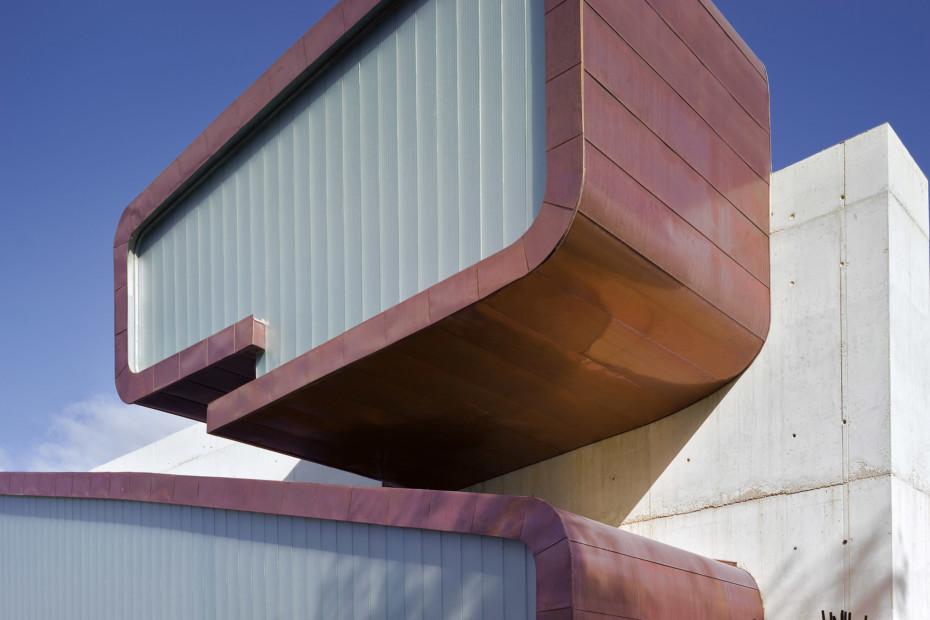 TECU® CLASSIC, Residential Building, Madrid, Spain