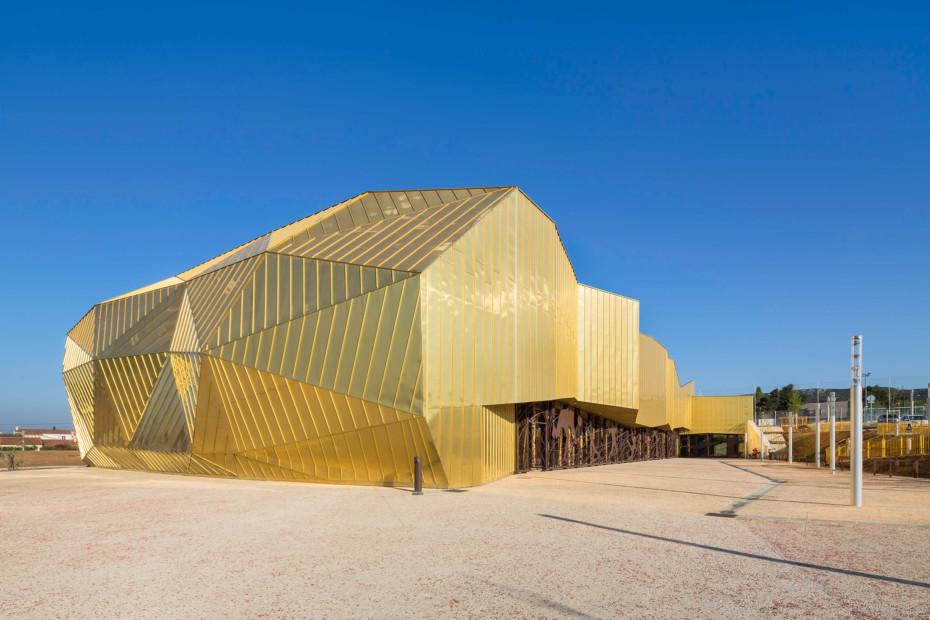 TECU® GOLD, Gymnasium La Fontaine, Antony, Frankreich