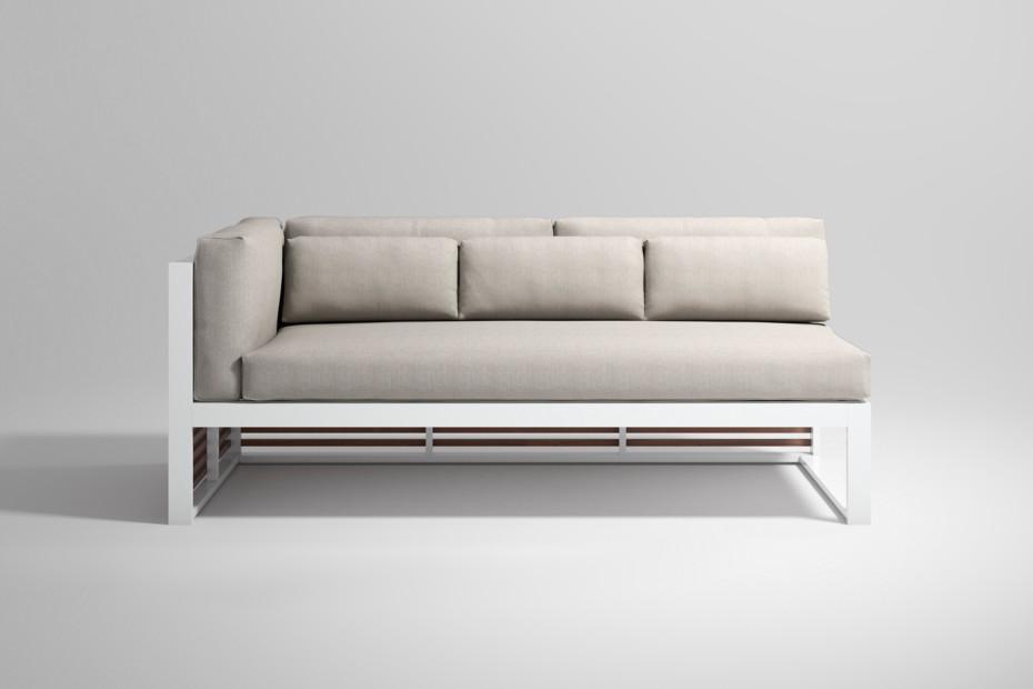 DNA Teak sofa
