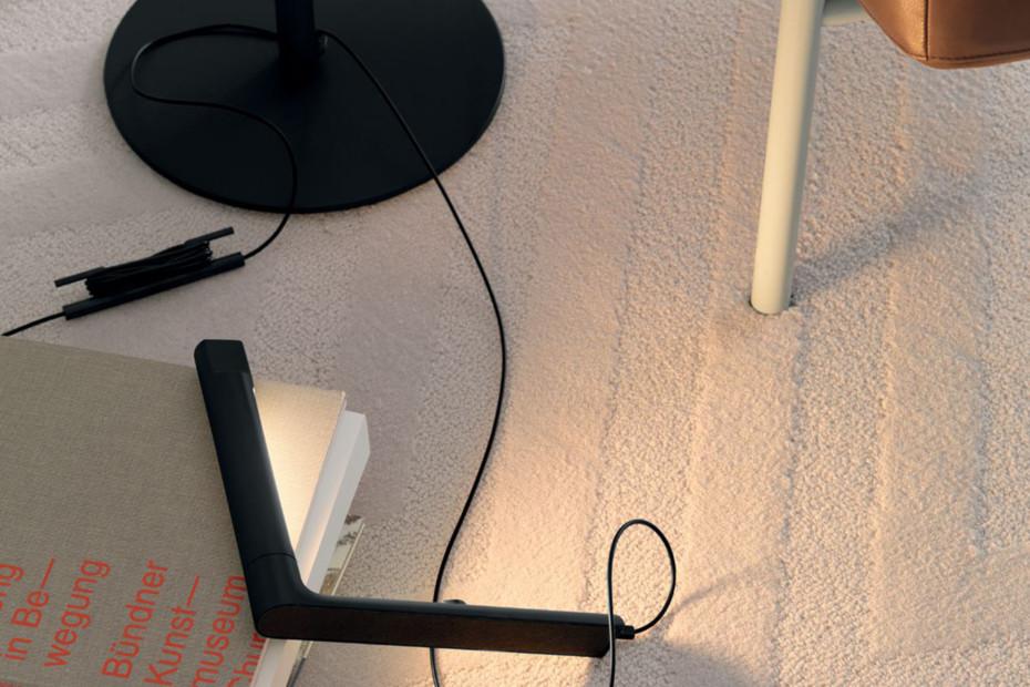 Siptel floor lamp