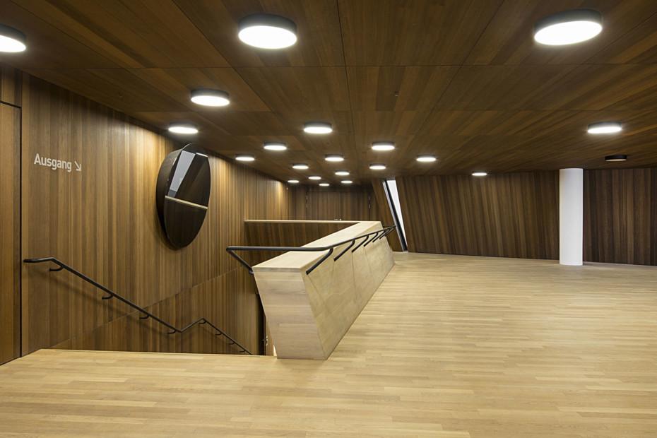 FIREwood composite genuine wood veneer panels