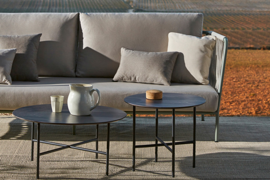Grada Outdoor round coffee table C916