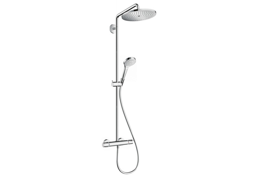 Croma Select 280 showerpipe thermostat