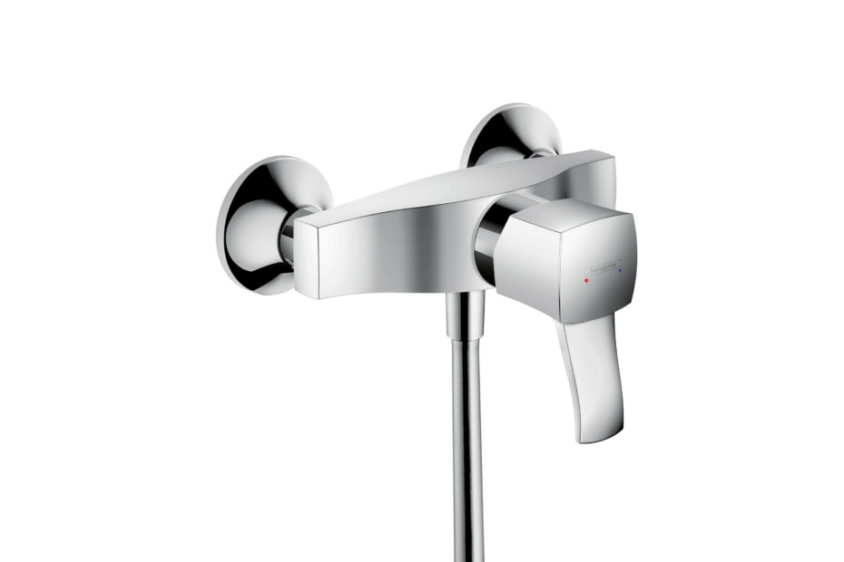 Metropol Classic Shower Mixer exposed