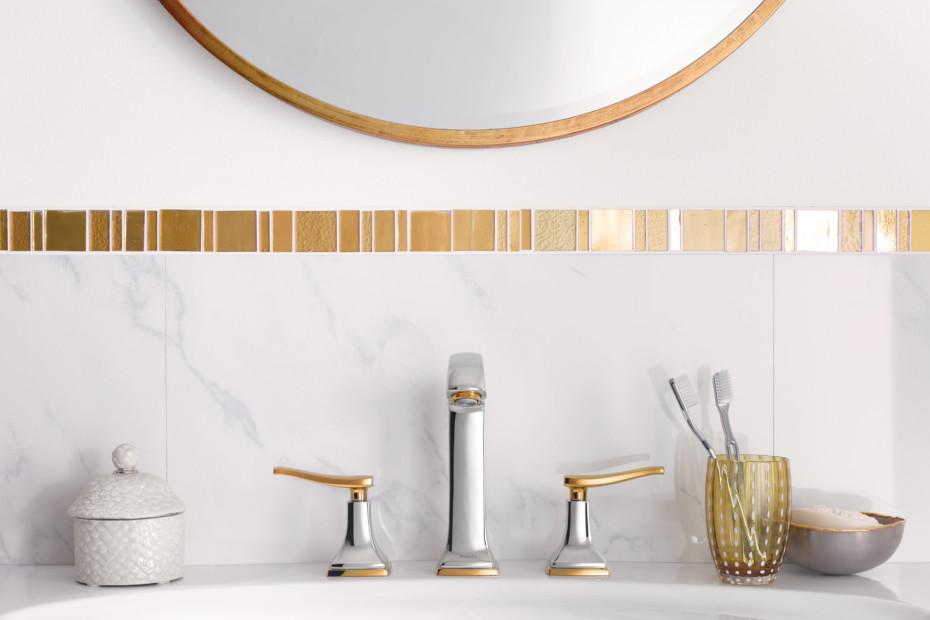 Metropol Classic 3-hole washbasin lever