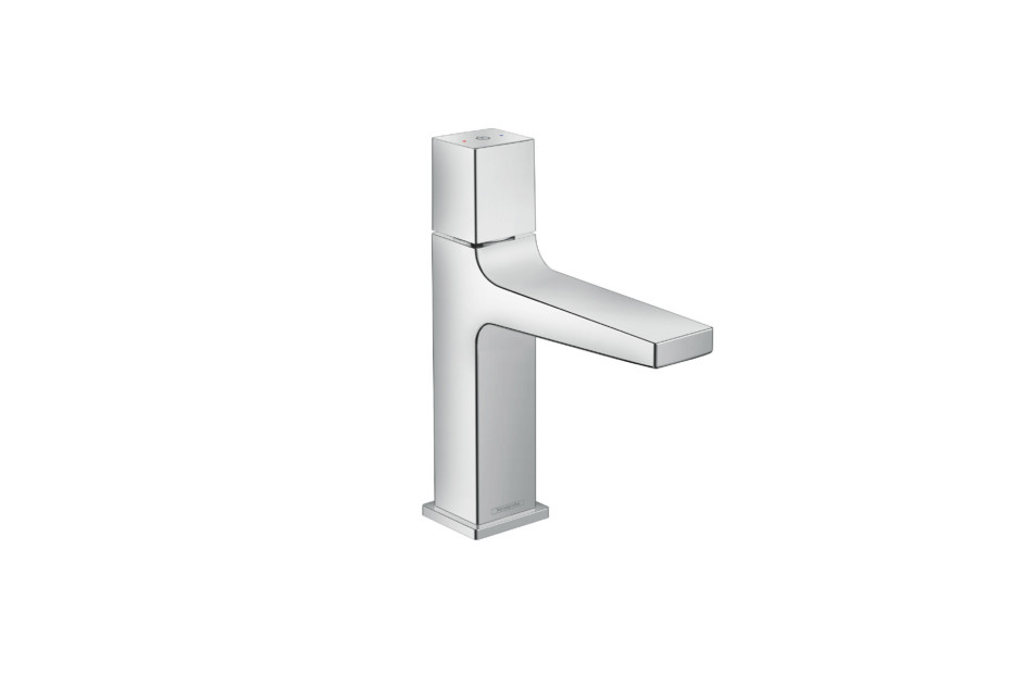 metropol select single lever washbasin mixer 110 by hansgrohe stylepark. Black Bedroom Furniture Sets. Home Design Ideas