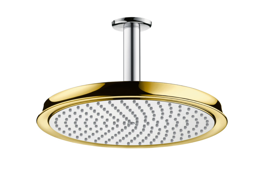 Metropol Classic over head shower ceiling version