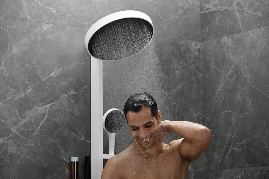 Rainfinity overhead shower