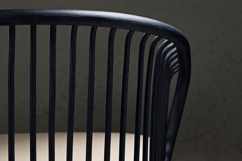 Huma swivel dining armchair T070 S