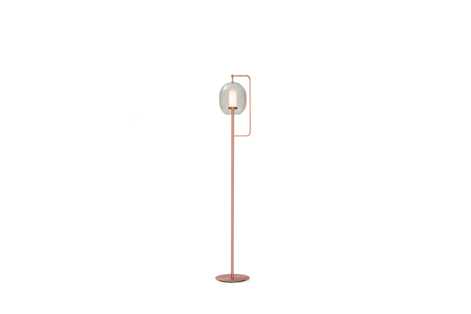 Lantern Light floor lamp