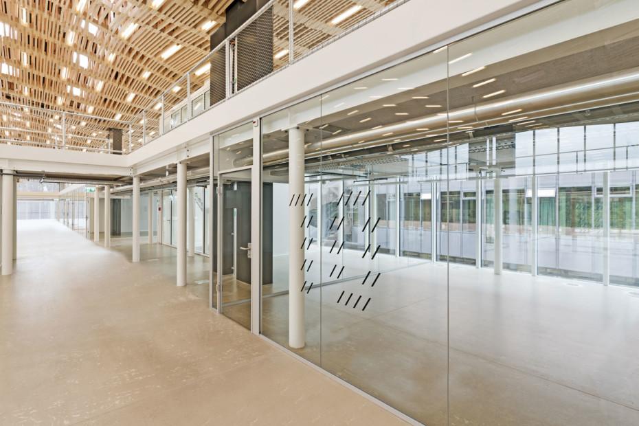 Glass partition Lindner Life 620