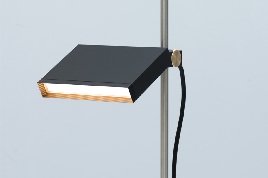 FlatBoxLED Floor Lamp