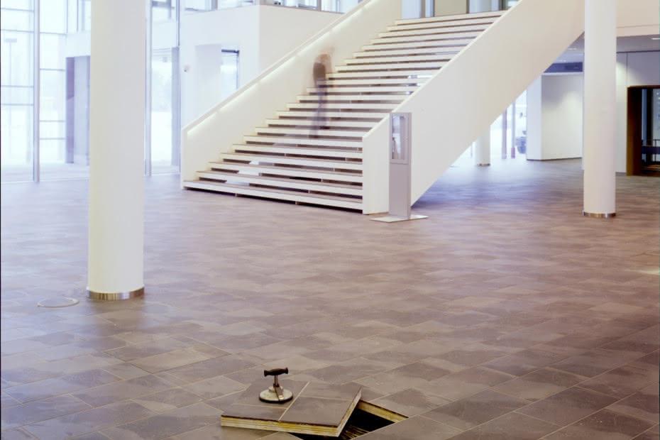 NORTEC raised floors