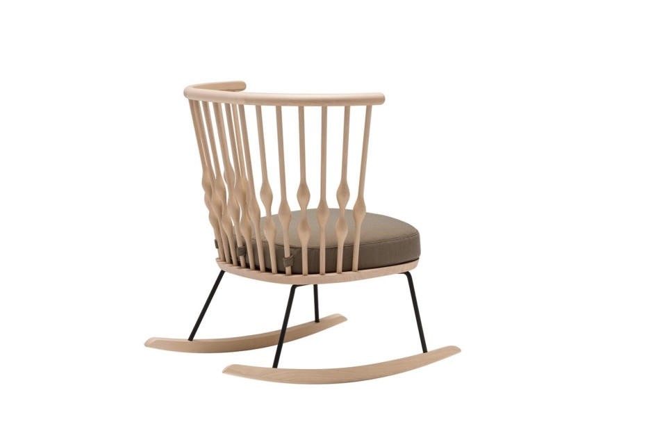 Nub Rocking Chair