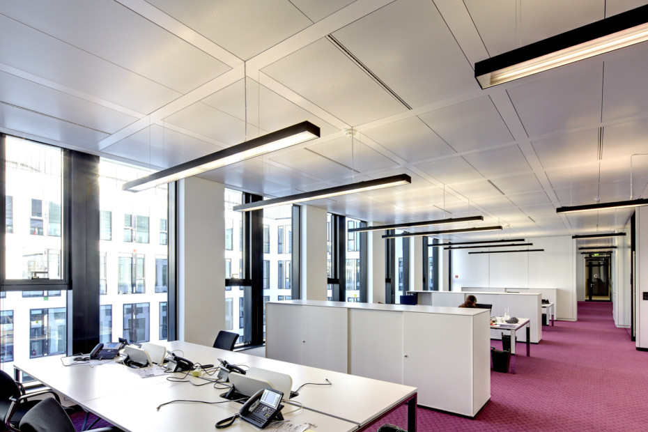 Plafotherm® heated and chilled ceiling