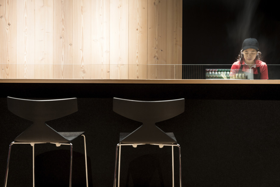 Douglas wall/ceiling cladding