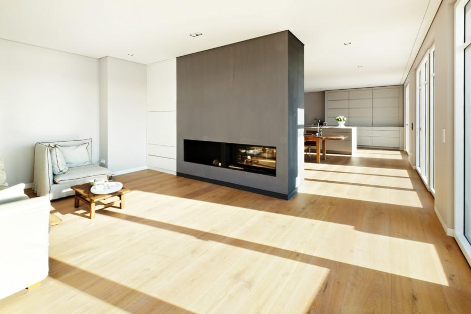 Oak Floorboard Natur