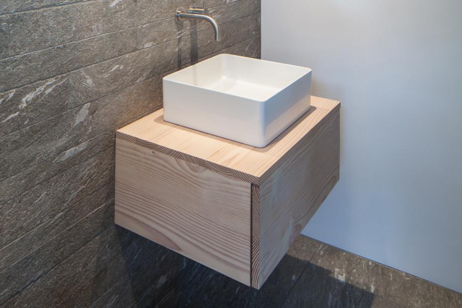 Douglas/Oak custom furniture