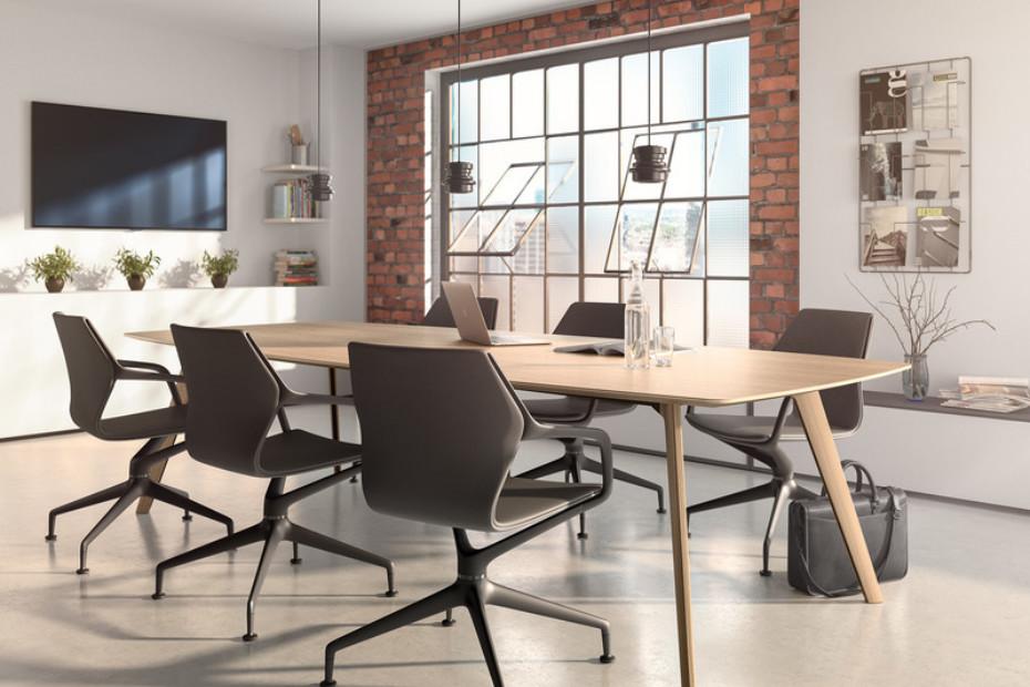 Ray Table 9314 9334 By Brunner Stylepark