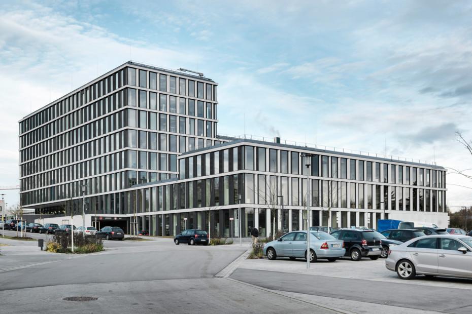concrete skin, TechBase Regensburg