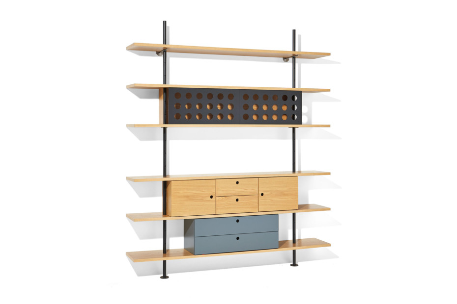 Eiermann shelf