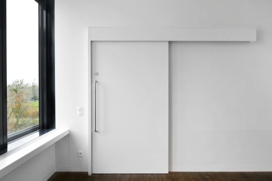 Soundproofing  sliding door T0-1
