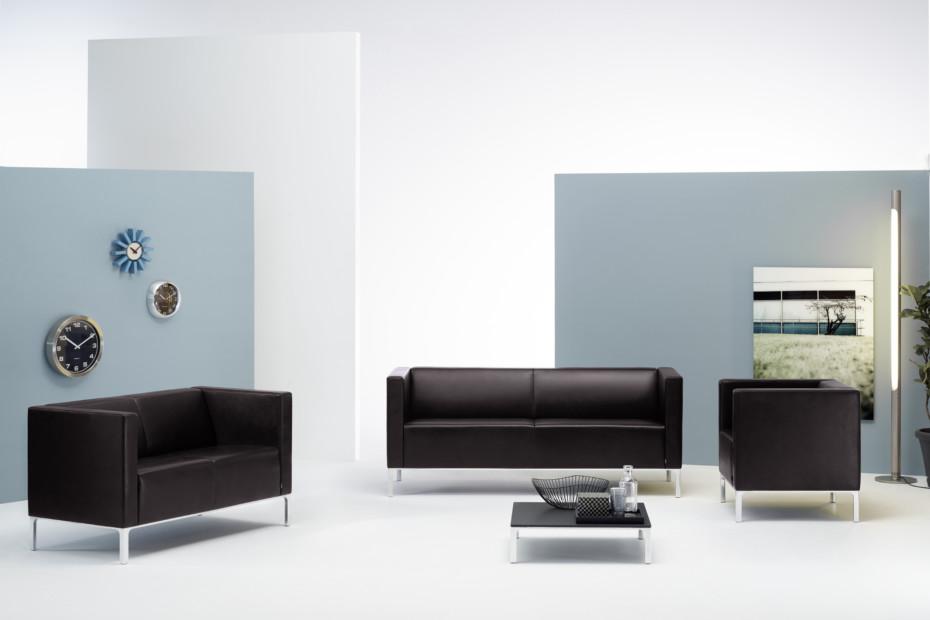 Tasso 2.0 Lounge Zweisitzer