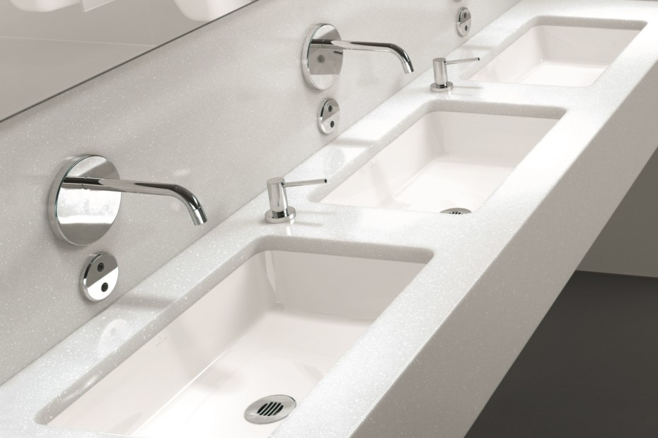Undercounter washbasin Architectura