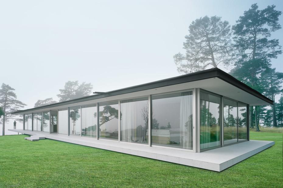 Villa Kymmendö, Kymmendö Dalarö, Sweden