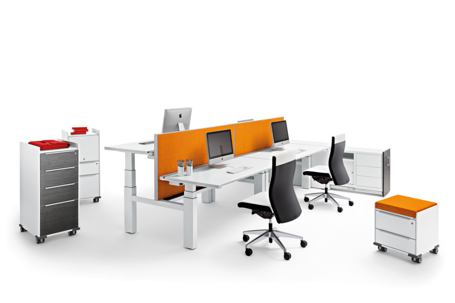WINEA PRO sit/stand table