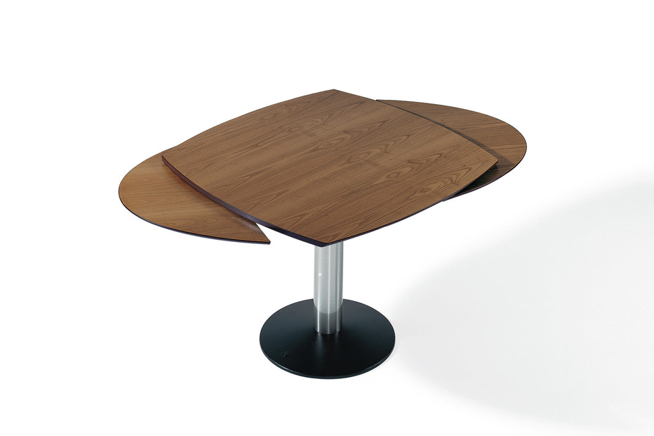 1136-III Titan oval wood / stone