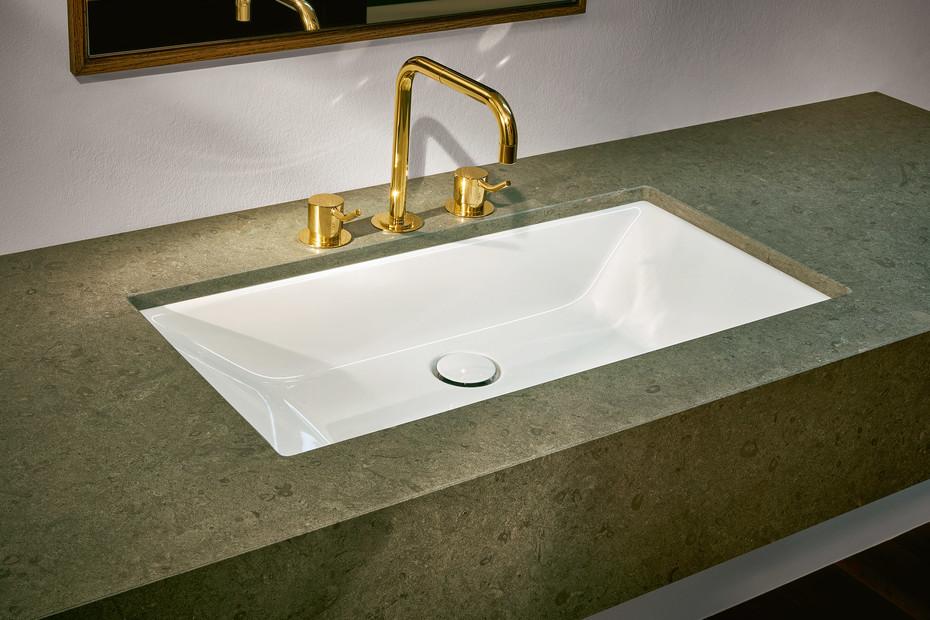 BETTELOFT undermounted washbasin