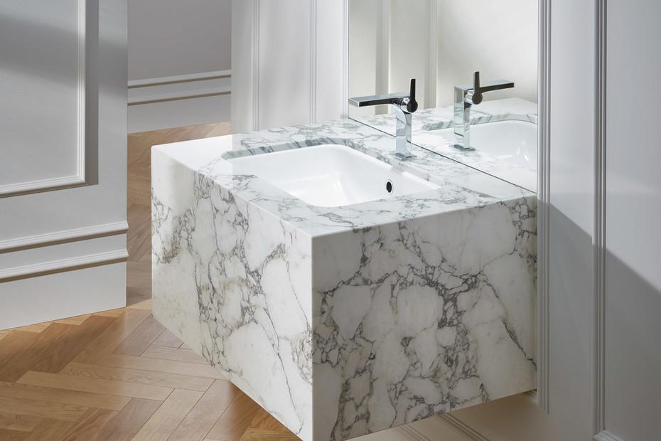 BETTEONE undermount washbasin