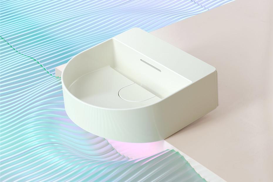 SaphirKeramik Sonar Washbasin bowl
