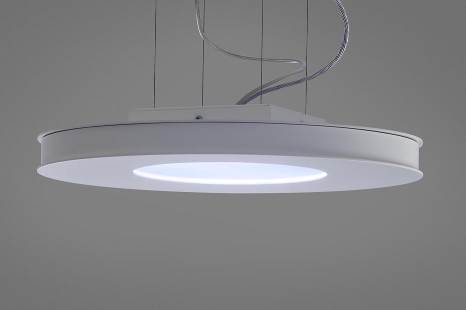 LED-Around Pendelleuchte