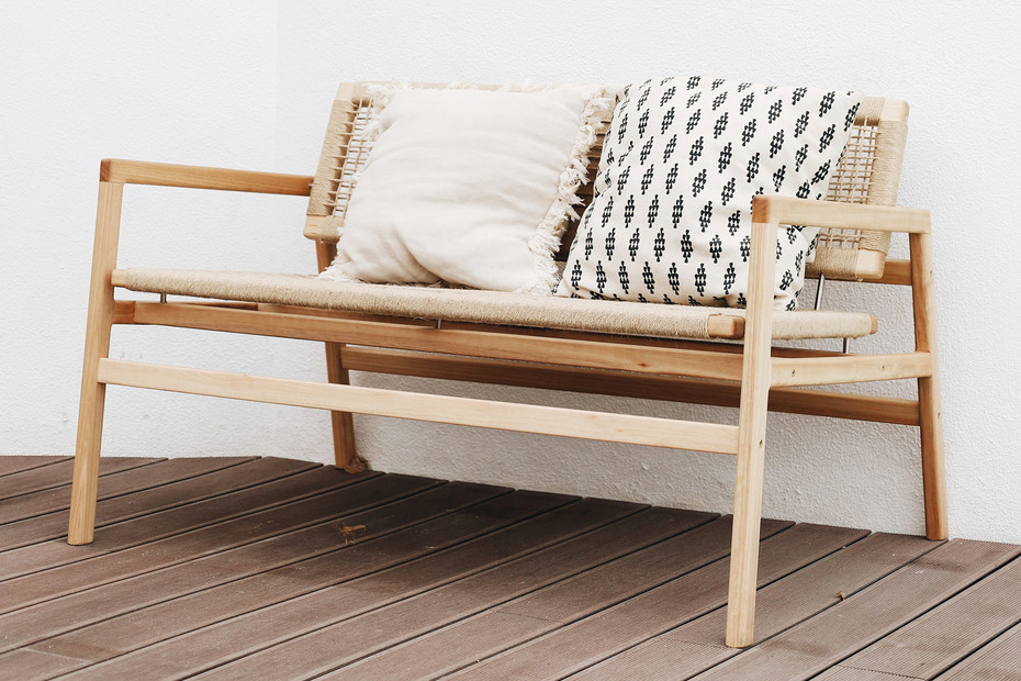 Genua Lounge Chair HK2