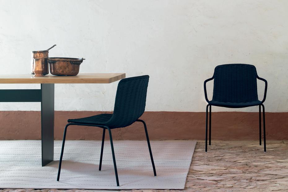 Lapala Stuhl mit Polyesterseil C597 T