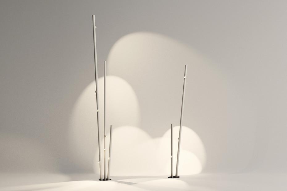 Bamboo Stehleuchte
