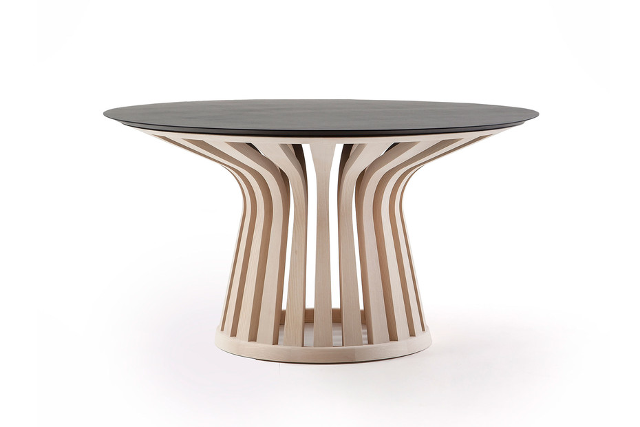 Lebeau Wood Table