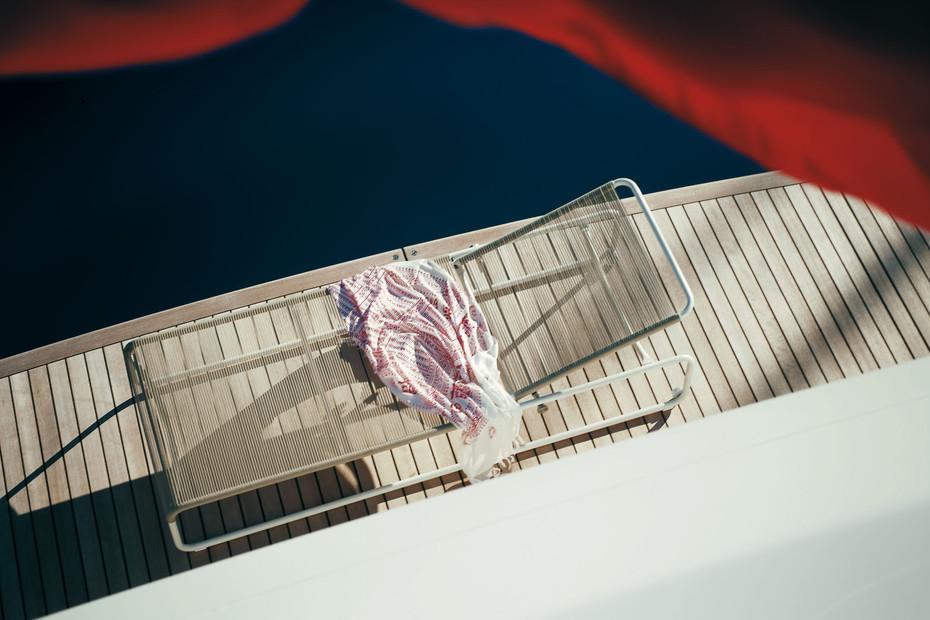 HARP sunlounger