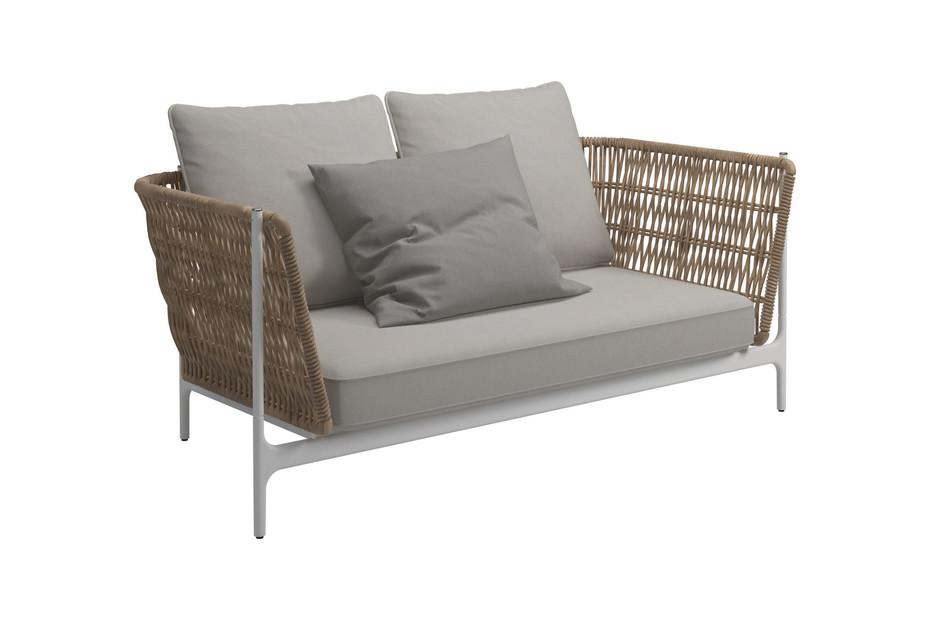 Grand Weave Sofa Zweisitzer