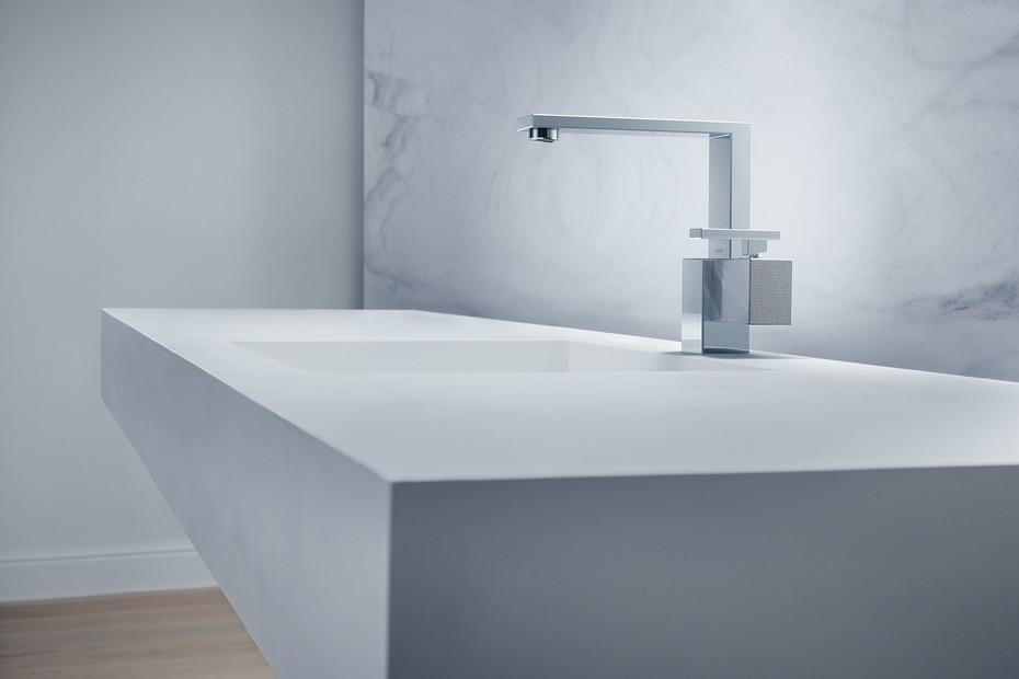 AXOR Edge Einhebel-Waschtischmischer 190 mit Diamantschliff