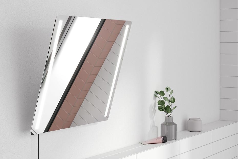 Adjustable mirrors