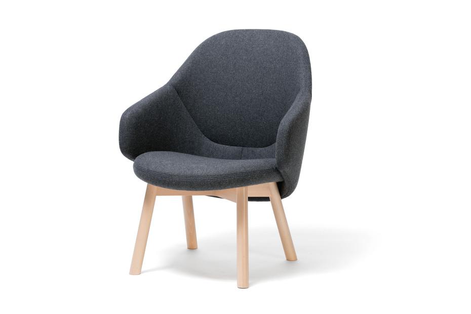 Albu Lounge Sessel