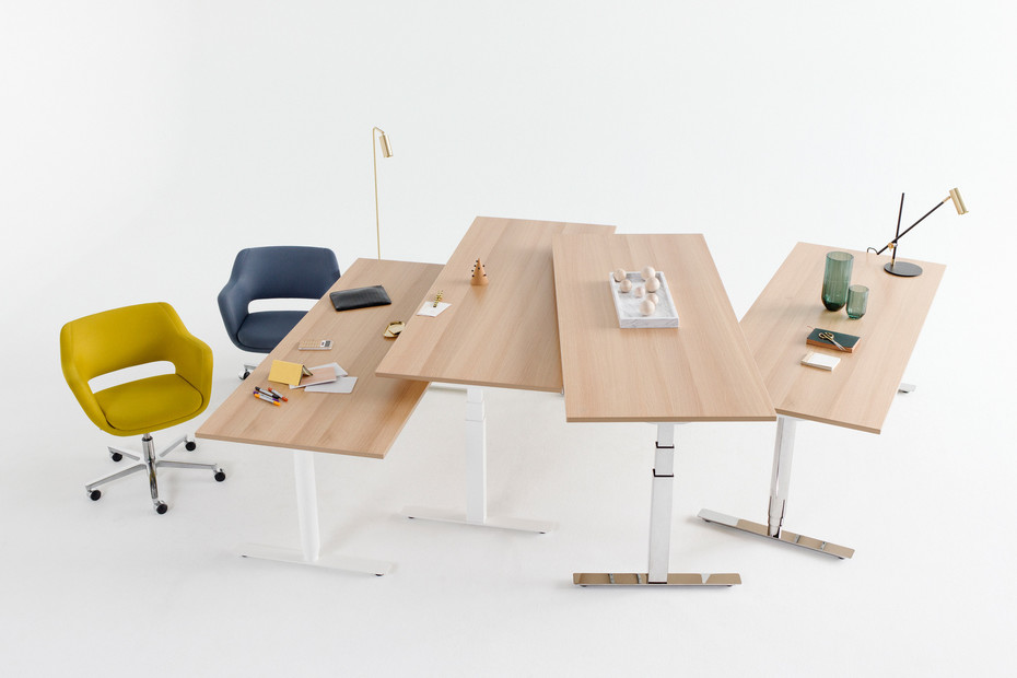 Alku Sitz- und Stehtisch