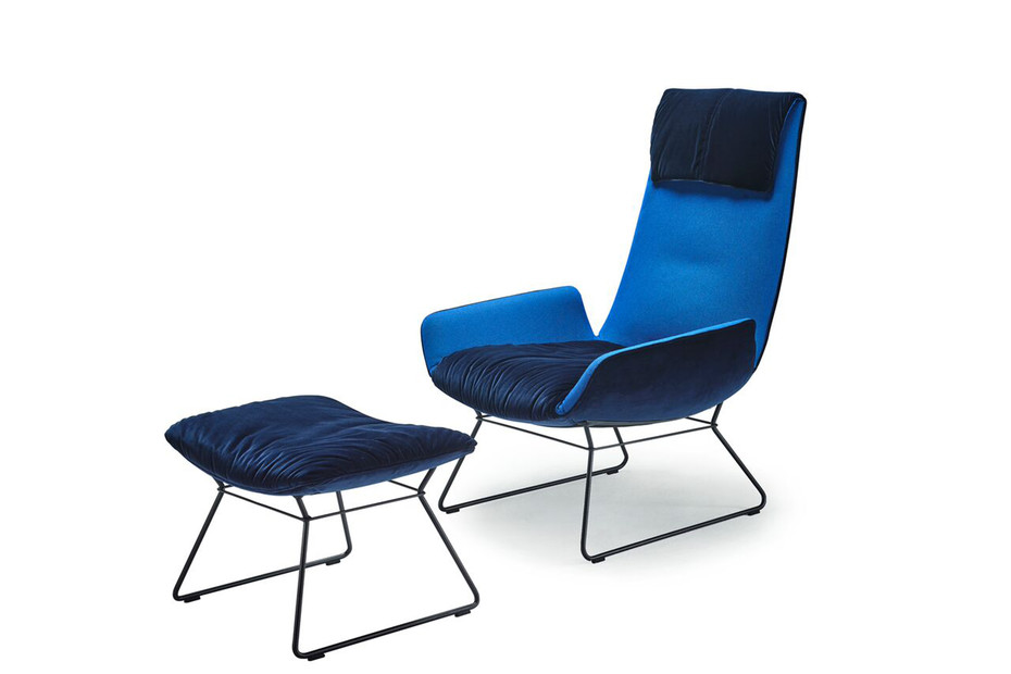 Amelie Lounge Chair