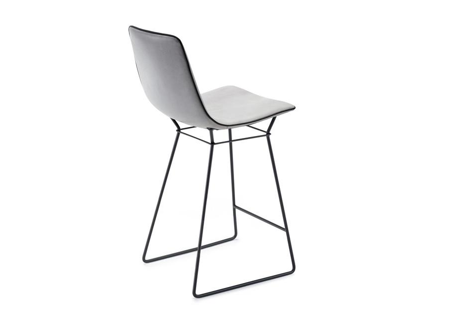 Amelie kitchen stool high