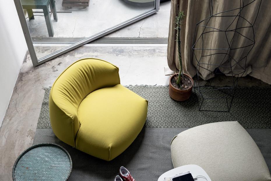 Brioni indoor armchair