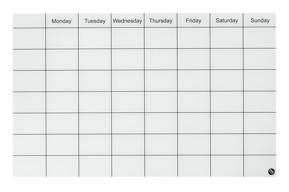 CHAT BOARD® Week Planner